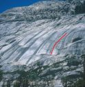 Bunny Slopes - Biscuit and Gravy 5.8 - Tuolumne Meadows, California USA. Click for details.