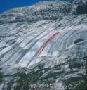 Bunny Slopes - Wild in the Streaks 5.7 - Tuolumne Meadows, California USA. Click for details.