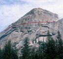 Lamb Dome - On the Lamb 5.9 - Tuolumne Meadows, California USA. Click for details.