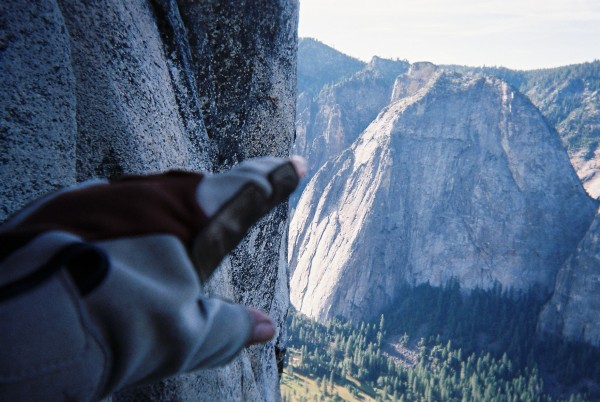 Back when I climbed that one...